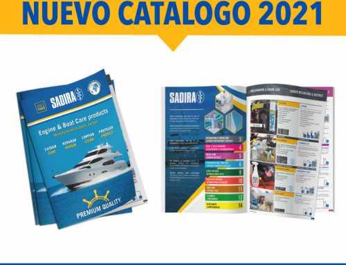 Nuevo catálogo Sadira 2021